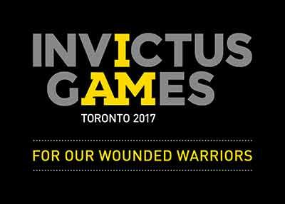 Invictus Games Toronto 2017 Logo