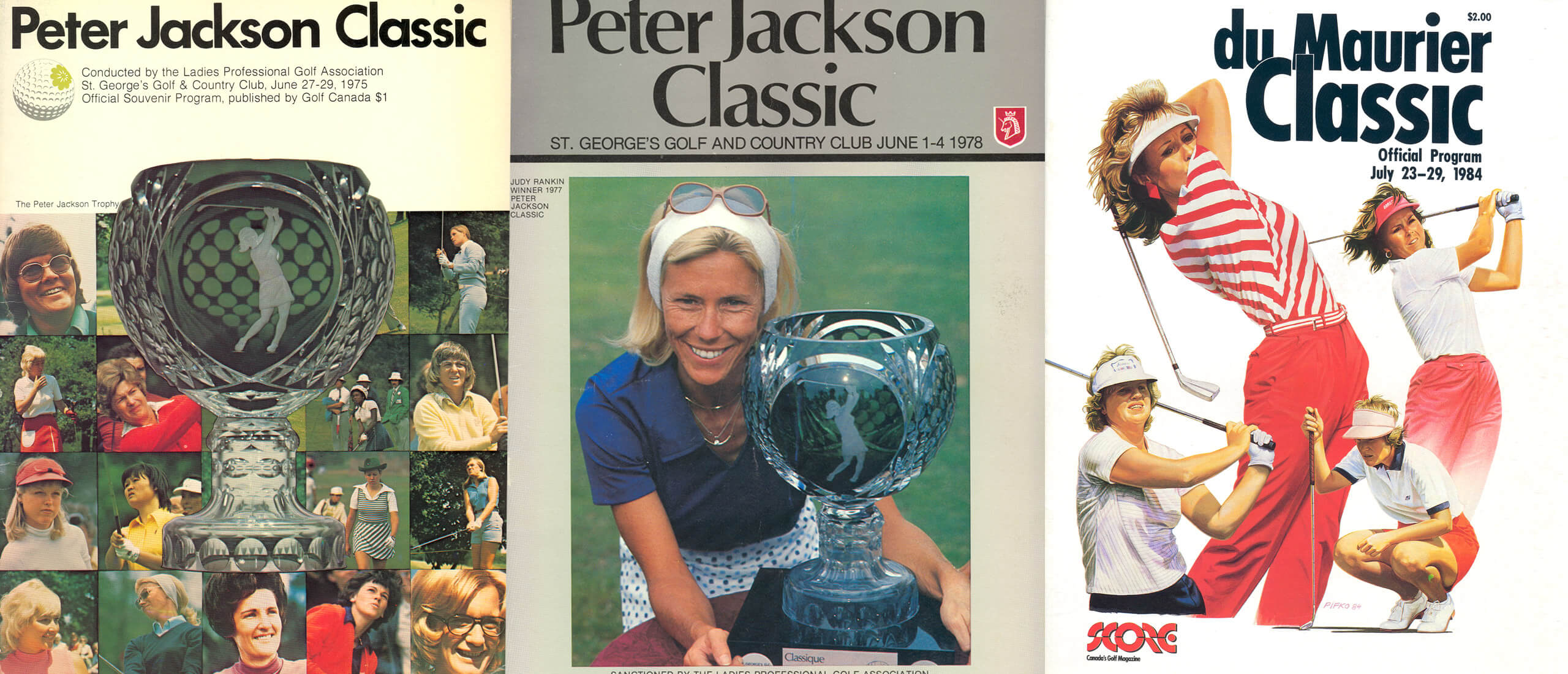 1975-1984 – St. George's Tests LPGA Players