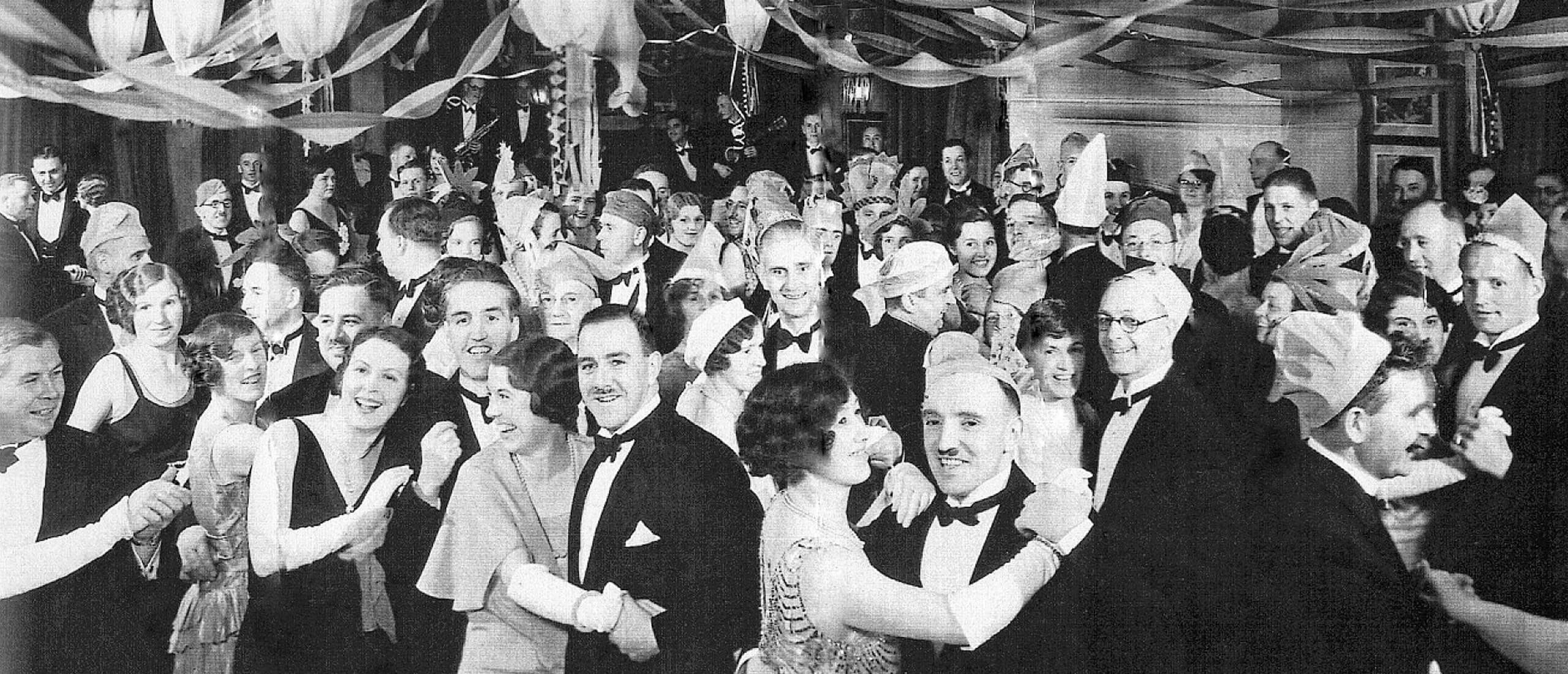 1938 – The Annual Winter Dance
