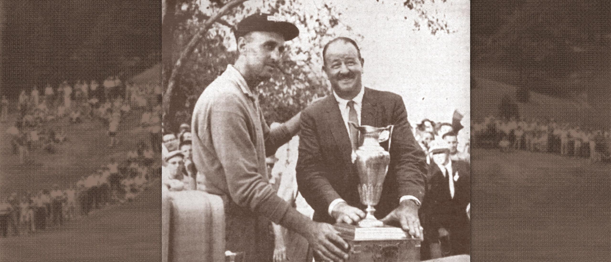 1960 – 51st Canadian Open Champion, Art Wall Jr.